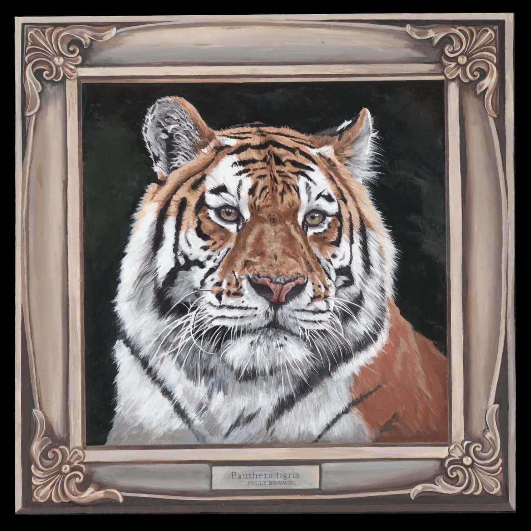 Tiger-canvas