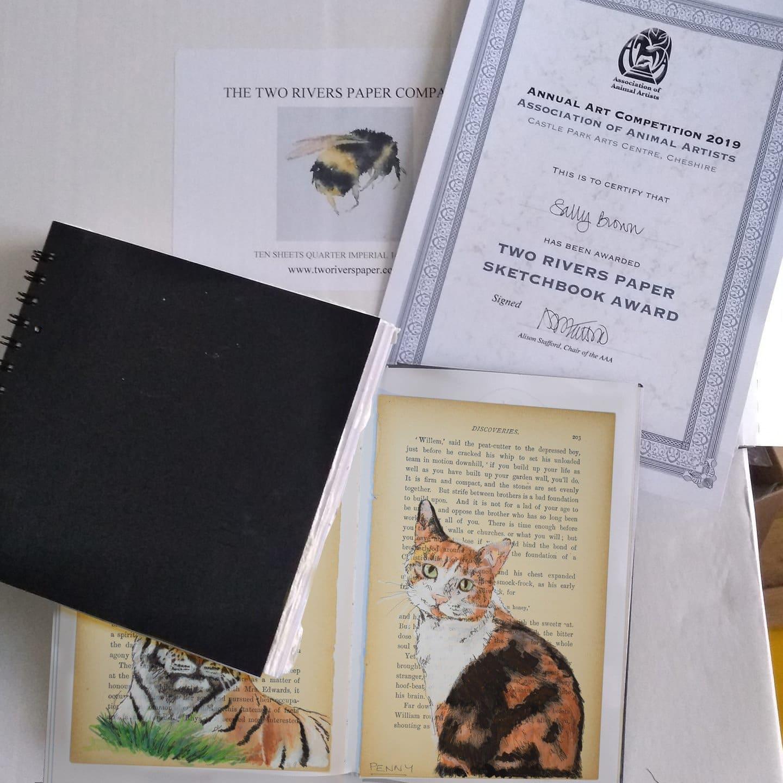 Sketchbook prize