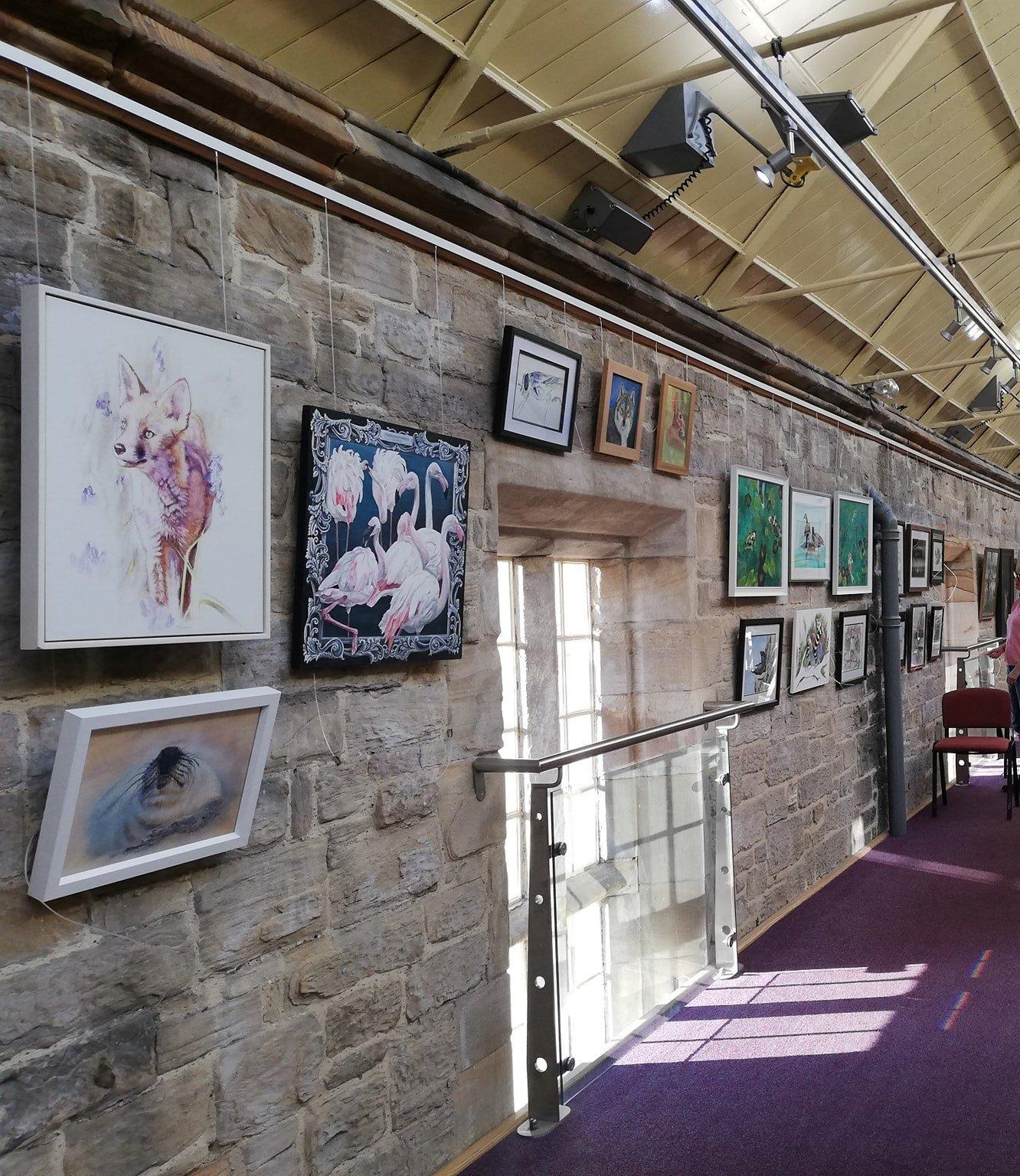 association of animal artists exhibition